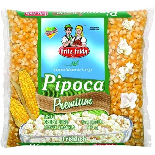Milho Pipoca Frida 500g Premium