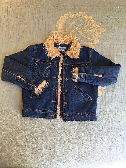 Jaqueta Jeans Amy Byer Infantil - Tam 11