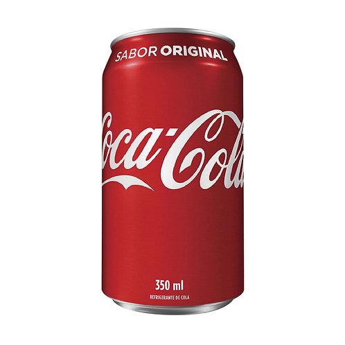 Refrigerante Coca Cola 350ml Tradicional