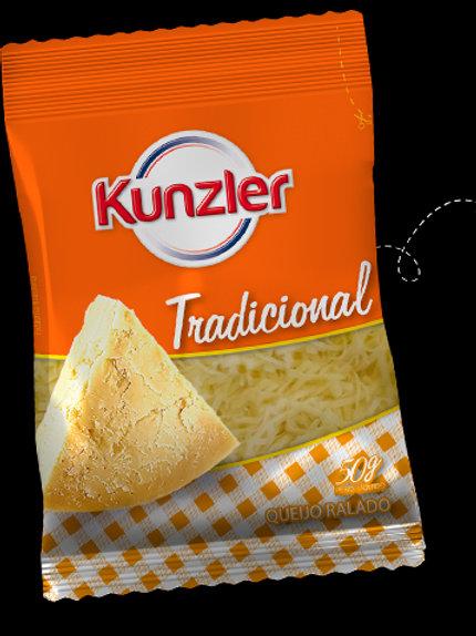 Queijo Ralado Kunzler 50g Parmesão