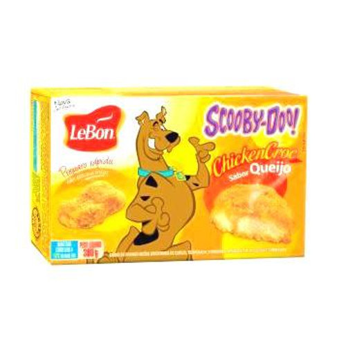 Nuggets Scooby Doo 300g  Queijo