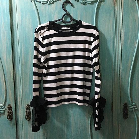 Blusa de malha Zara - Tam P
