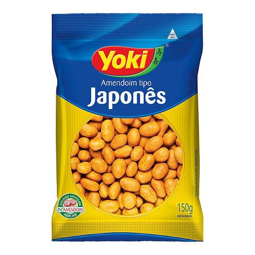 Amendoim Yoki 150g Japônes