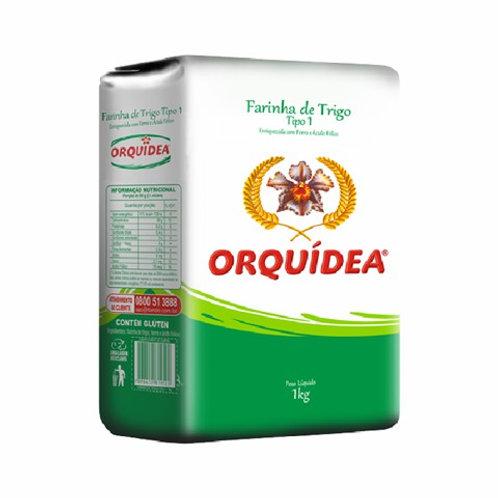 Farinha Trigo Orquidea 1Kg