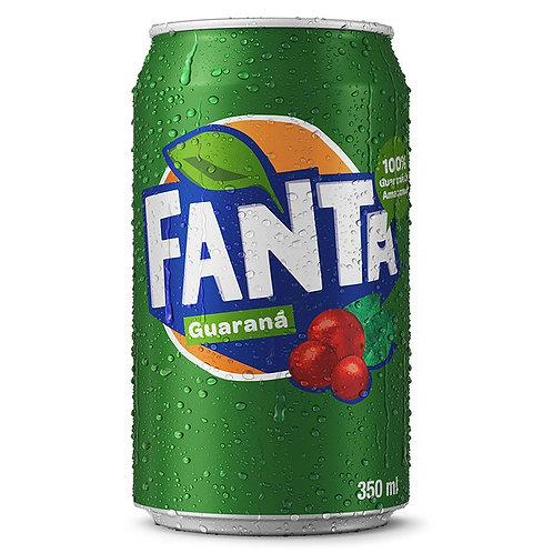 Refrigerante Fanta 350ml Guaraná