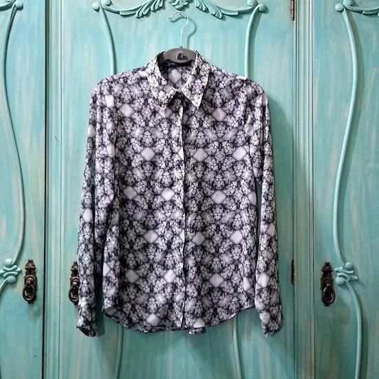 Camisa Zara - Tam M