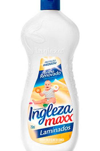 Cera Líquida Ingleza Maxx Extra Brilho 750ml  Laminado