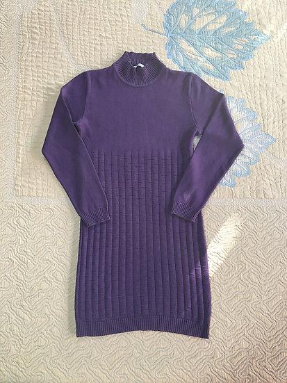 Vestido de tricot Marta - Tam P