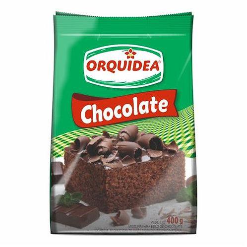 Mistura para Bolo Orquídea 400g  Chocolate