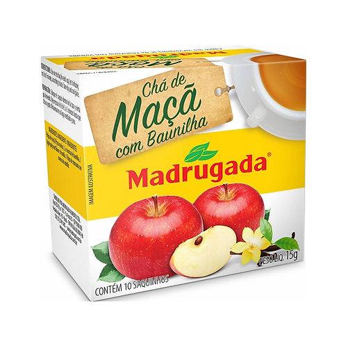 Chá Madrugada Maçã com Baunilha
