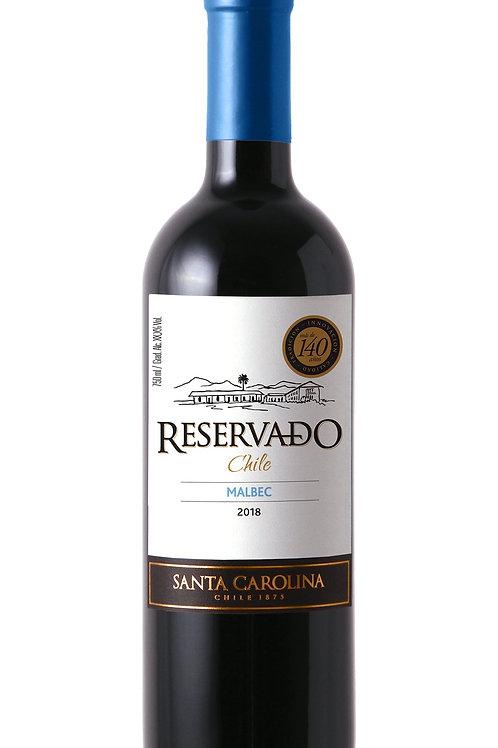 Vinho Santa Carolina 750ml  Malbec