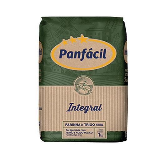 Farinha Trigo Panfacil 1Kg Integral