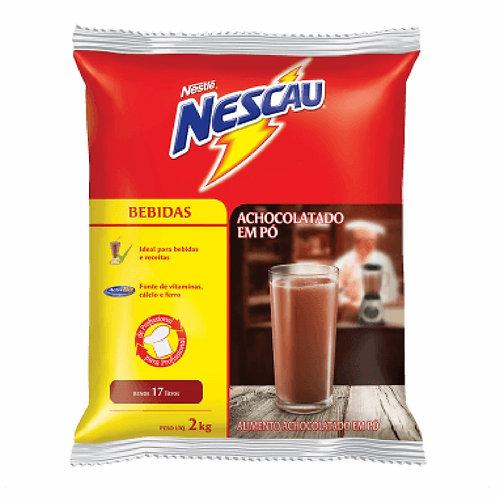 Achocolatado Nescau 2Kg Sachê