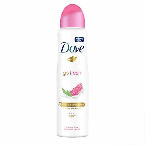 Desodorante Aerosol Dove 150ml  Go Fresh