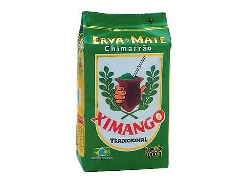 Erva Mate Ximango 1Kg Tradicional Laminada