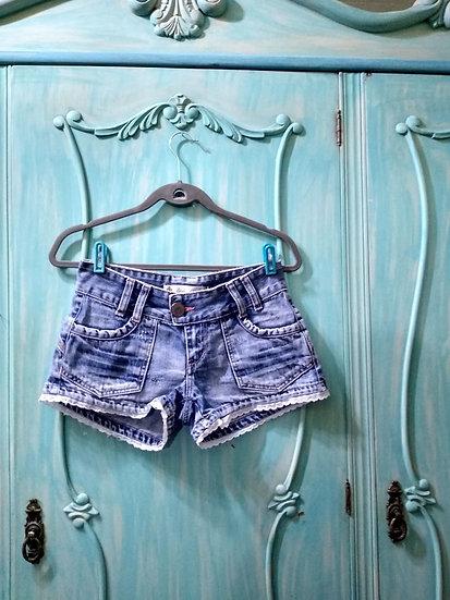 Short Jeans Blue Steel - Tam 36