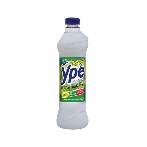 Desinfetante Ype Bak 500ml  Eucalipto