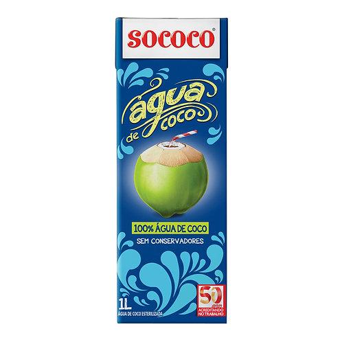 Água Coco Sococo 1L