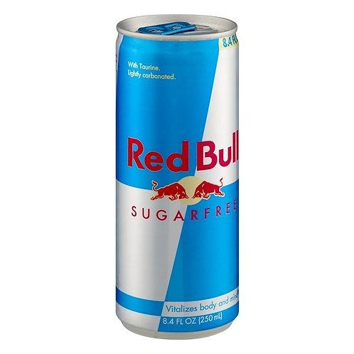 Energético Red Bull 250ml  Sem Açúcar