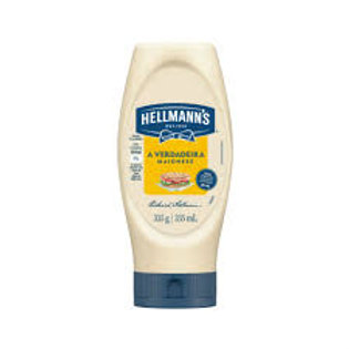 Maionese Hellmanns 335g Squeeze