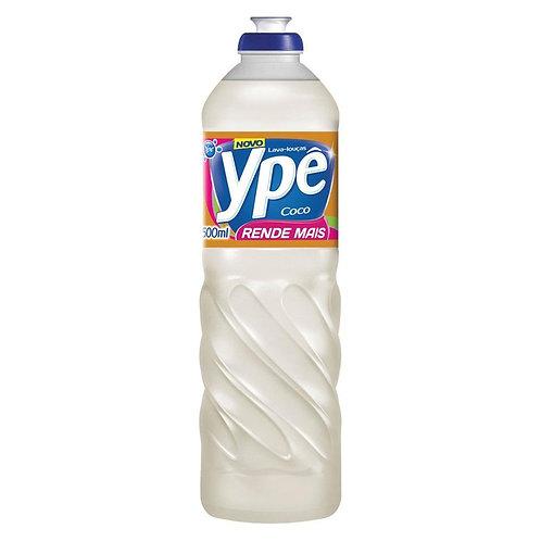Detergente Líquido Ype 500ml  Coco