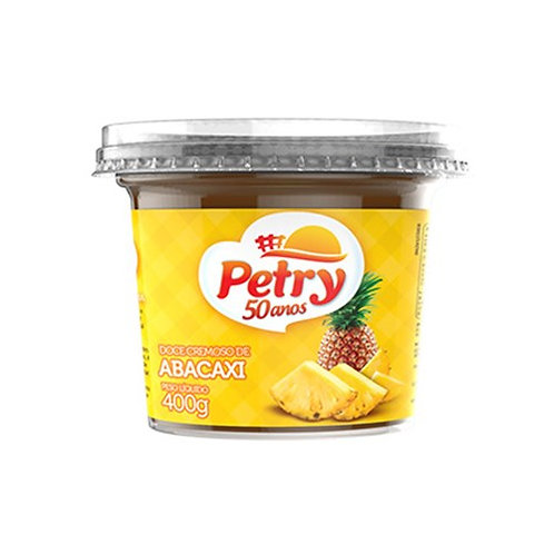 Doce Petry 400g Abacaxi