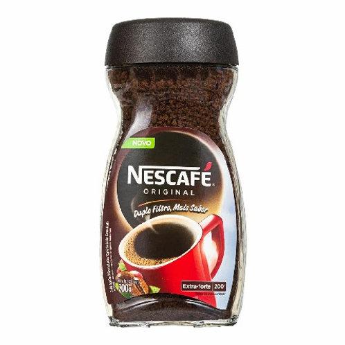 Café Nescafé Solúvel 230g  Original