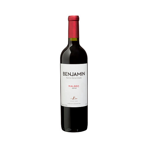 Vinho Benjamin Nieto Senetiner 750ml Malbec