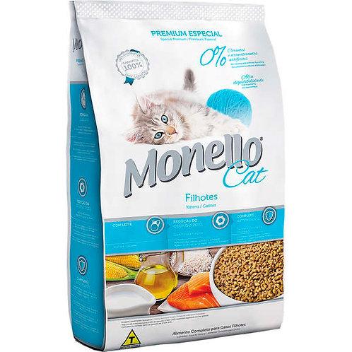 Ração Gatos Monello 1Kg  Filhotes