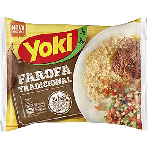 Farofa Yoki 250g Tradicional