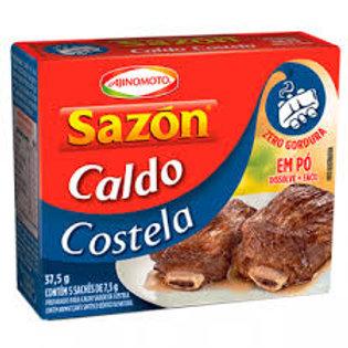Caldo Sazon 37,5g  Costela