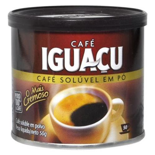 Café Iguaçu 50g Lata