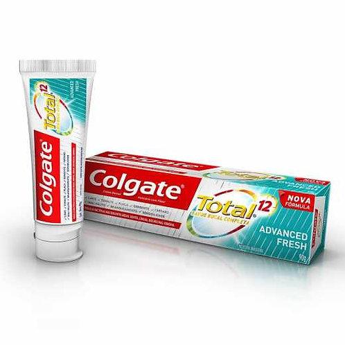 Creme Dental Colgate Total 12 90g  Advanced Fresh