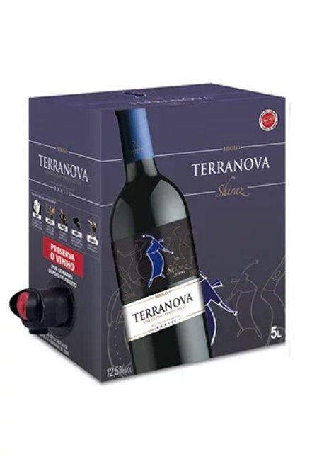 Vinho Terra Nova 5L Bag Shiraz