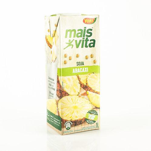 Alimento Soja Mais Vita 1L  Abacaxi