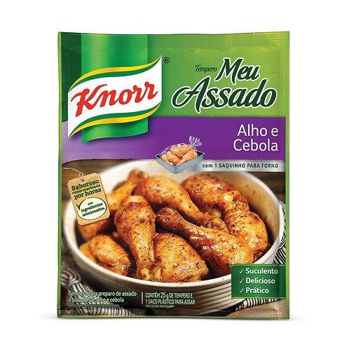 Tempero Knorr Meu Frango Assado 23g  Cebola E Alho