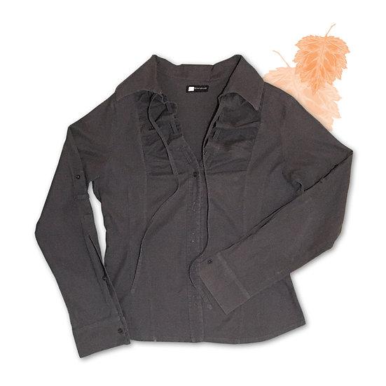 Camisa Cinza Puramania - Tam M