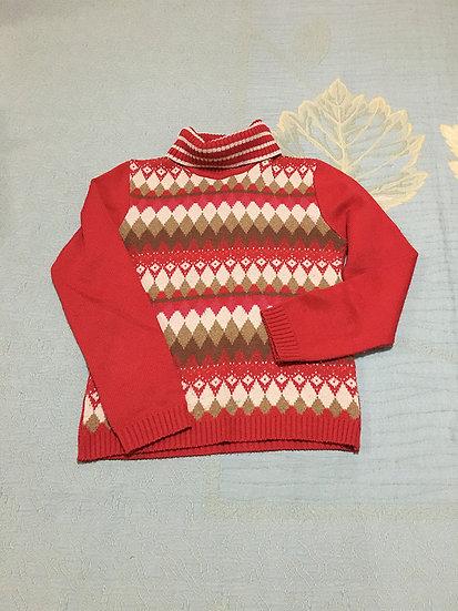 Blusão de Lã Simone Tricot