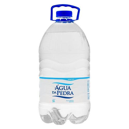 Água Mineral Da Pedra 5L S/Gás