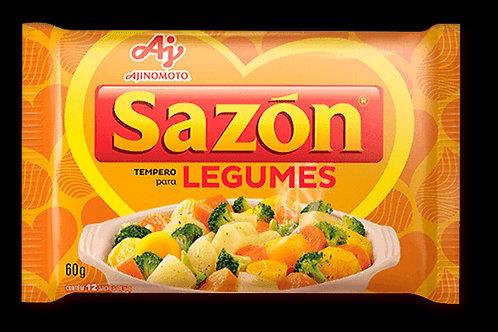 Tempero Sazon 60g Amarelo