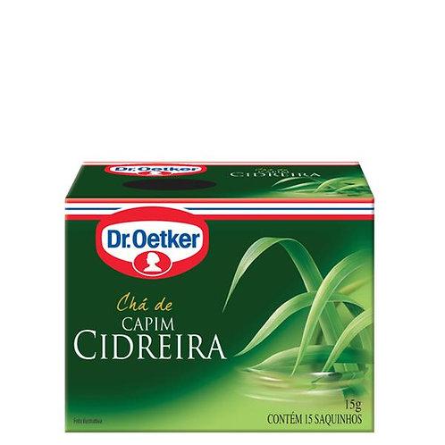 Chá Oetker Cidreira 10Saq