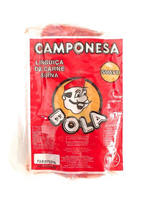 Linguiça Bola Camponesa Suave - 350g (R$ 34,90/Kg)