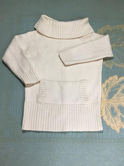 Blusão de Lã Infantil - Tam 12