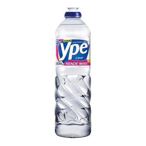 Detergente Líquido Ype 500ml  Clear