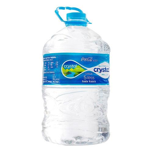 Água Mineral Crystal 5L