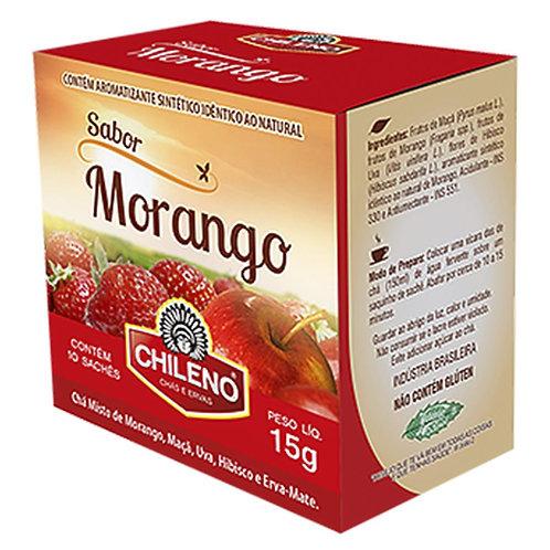 Chá Chileno 10g Morango