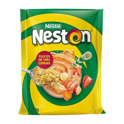 Neston Nestle 210g Sachê 3 Cereais