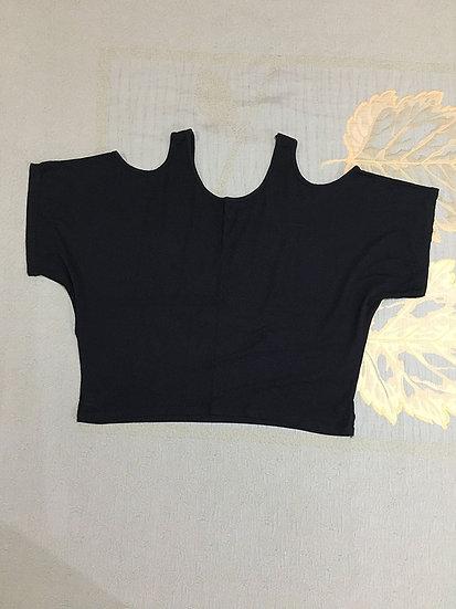 Blusa Ombro Vazado - Tam M