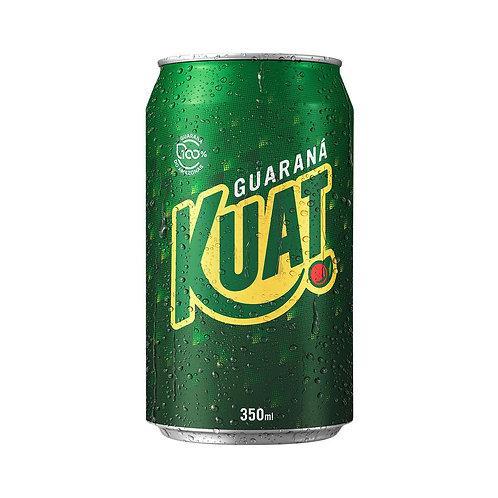 Refrigerante Kuat 350ml Guaraná