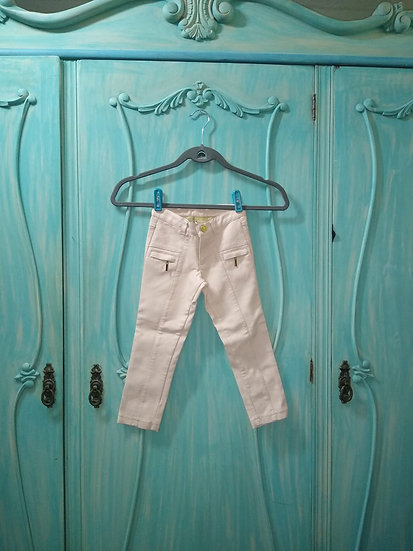 Calça infantil de courino Milon - Tam 3